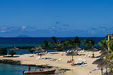 blue sky stock photography | Mauritius, Beach, Le Canonnier Hotel, Grand Baie, image id 9-204-1