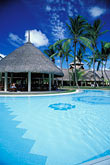 take it easy stock photography | Mauritius, Pool, Le Canonnier Hotel, Grand Baie, image id 9-204-5
