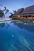 swimming pool stock photography | Mauritius, Le Prince Maurice Hotel, image id 9-206-11