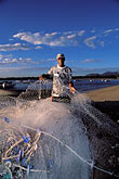 water works stock photography | Mauritius, Fisherman, Tamarin Beach, image id 9-206-13