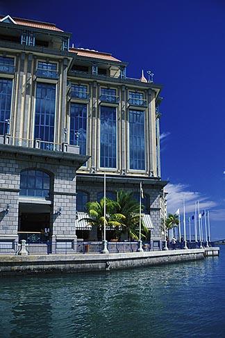 image 9-210-5 Mauritius, Port Louis, Le Caudan Waterfront