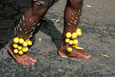 feet stock photography | Mauritius, Cavadee Festival, Feet of a devotee, image id 9-220-61