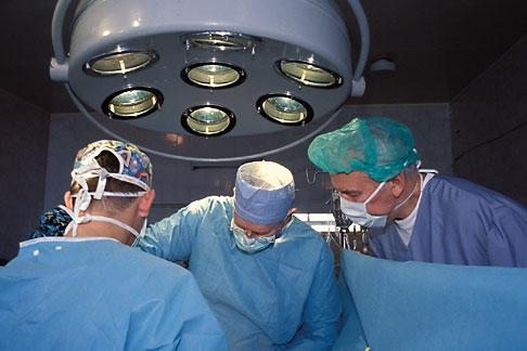 image 2-760-21 Russia, Vladivostok, Medical Relief Foundation, Primorsky Krai Regional Hospital, open heart surgery