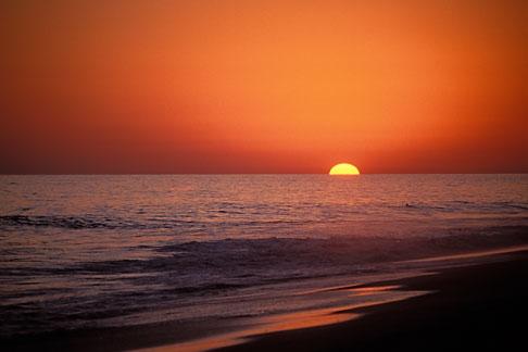 image 0-50-17 Mexico, Cabo San Lucas, Sunset, Solmar Beach