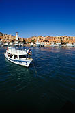 motorboat stock photography | Mexico, Cabo San Lucas, Leisure boat moored in harbor, image id 0-50-99
