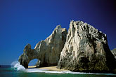 el arcos stock photography | Mexico, Cabo San Lucas, El Arcos, Land