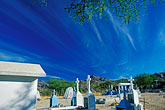 horizontal stock photography | Mexico, Baja California Sur, Cemetery, La Huerta, image id 0-82-46