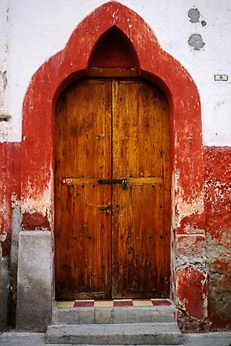 image 4-272-32 Mexico, San Miguel de Allende, Doorway