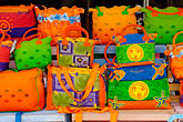 colour stock photography | Mexico, Playa del Carmen, Souvenirs in shop, image id 4-850-3269