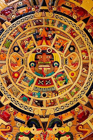 image 4-850-3290 Mexico, Playa del Carmen, Calendar