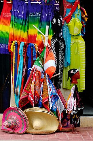 image 4-850-3324 Mexico, Playa del Carmen, Souvenirs