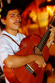 man playing guitar stock photography | Mexico, Playa del Carmen, Mariachi music, image id 4-850-3421