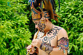 one man only stock photography | Mexico, Riviera Maya, Xcaret, Folkloric show, image id 4-850-3834
