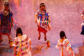 perform stock photography | Mexico, Riviera Maya, Xcaret, Folkloric show, image id 4-850-3890