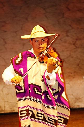 image 4-850-3901 Mexico, Riviera Maya, Xcaret, Folkloric show
