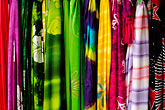 shop stock photography | Mexico, Riviera Maya, Fabrics in shop, image id 4-850-4307
