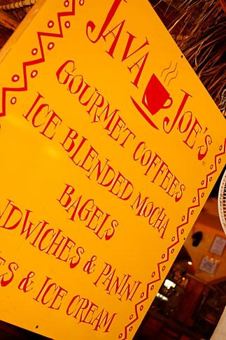 image 4-850-4431 Mexico, Playa del Carmen, Java Joes Coffee Shop