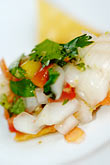 marinated fish stock photography | Mexican Food, Ceviche, image id 4-850-4629