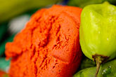 central america stock photography | Mexico, Riviera Maya, Achiote paste, image id 4-850-5062