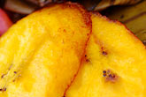 nourishment stock photography | Food, Cooked plantains, image id 4-850-5134