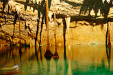 pool stock photography | Mexico, Riviera Maya, Hidden Worlds cenote, underground pool, image id 4-850-5262