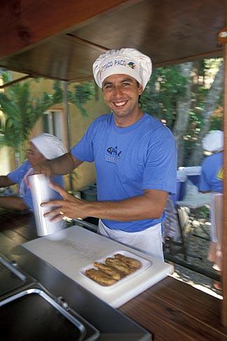 image 4-873-99 Mexico, Riviera Maya, Puerto Aventuras, Taco Paco