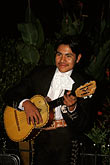 hispanic stock photography | Mexico, Mexico City, Mariachi player, Plaza Garibaldi, image id 5-35-12