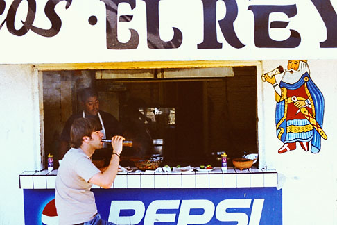 image S4-235-9 Mexico, Tijuana, Tacos El Rey