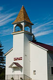 upper peninsula stock photography | Michigan, Upper Peninsula, Church, Nahma, image id 4-940-1099