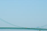 bridge stock photography | Michigan, Mackinac, Mackinac Bridge, image id 4-940-6024