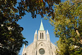 church stock photography | Canada, Montreal, Saint Patrick