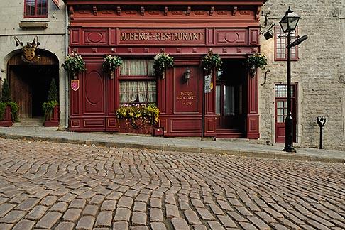image 6-460-1685 Canada, Montreal, Maison Pierre du Calvet, Rue Bonsecours