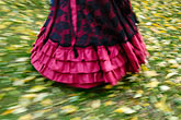 poise stock photography | Canada, Montreal, Victorian dress, image id 6-460-1704