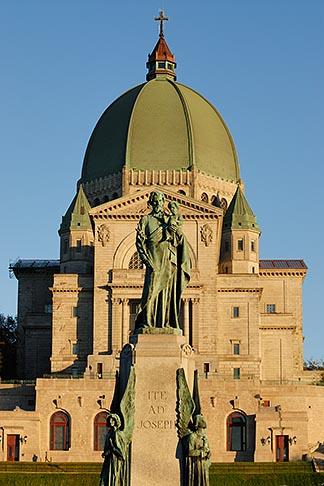 image 6-460-1760 Canada, Montreal, Saint Josephs Oratory, Mount Royal