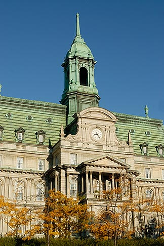 image 6-460-1859 Canada, Montreal, Hotel de Ville
