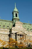 city hall stock photography | Canada, Montreal, Hotel de Ville, image id 6-460-1859