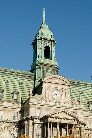 image 6-460-1860 Canada, Montreal, Hotel de Ville