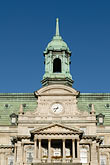 city hall stock photography | Canada, Montreal, Hotel de Ville, image id 6-460-1876