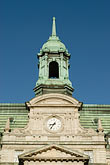 city hall stock photography | Canada, Montreal, Hotel de Ville, image id 6-460-1879