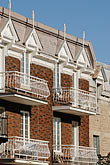 roof stock photography | Canada, Montreal, Victorian row houses, image id 6-460-1955