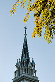 decorate stock photography | Canada, Montreal, �glise Sainte-Brigide, image id 6-460-1967