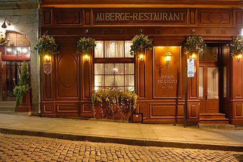 image 6-460-2410 Canada, Montreal, Maison Pierre du Calvet, Rue Bonsecours, Old Montreal