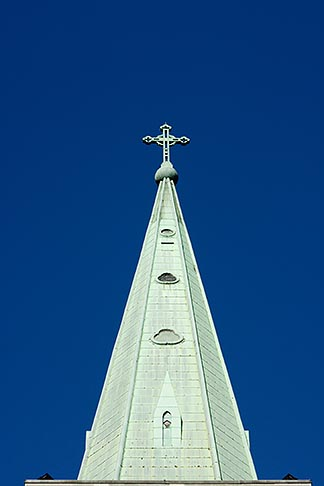 image 6-460-7394 Canada, Montreal, Church steeple