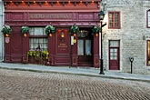 pavement stock photography | Canada, Montreal, Maison Pierre du Calvet, Rue Bonsecours, image id 6-460-7918
