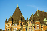 chateaux stock photography | Canada, Montreal, Apartment building, image id 6-460-8085