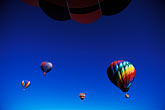 colour stock photography | Nevada, Reno, Hot air ballooning, image id 0-325-31