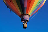 colour stock photography | Nevada, Reno, Hot air ballooning, image id 0-325-50