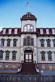 facade stock photography | Nevada, Virginia City, Fourth Ward School, image id 0-330-36
