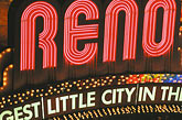 neon lights stock photography | Nevada, Reno, Reno Arch, image id 0-331-2