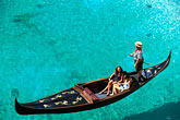 turquoise water stock photography | Nevada, Las Vegas, Venetian Resort Hotel Casino, Gondolier, image id 3-900-52